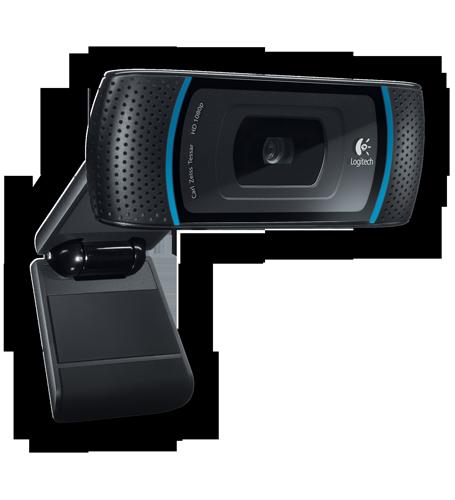 Logitech HD Pro Webcam C910 Ahora Compatible con Mac