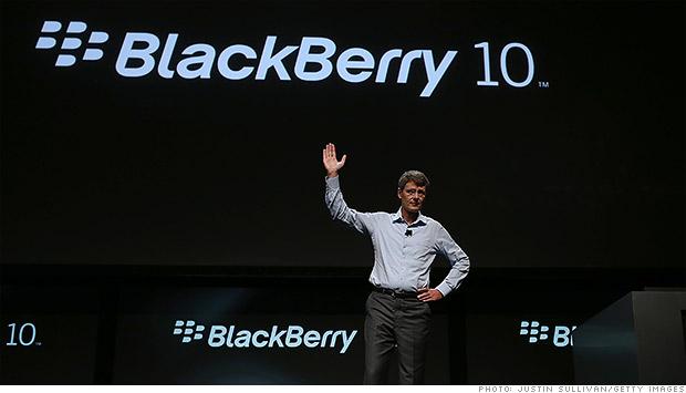 BlackBerry dejará de fabricar teléfonos inteligentes