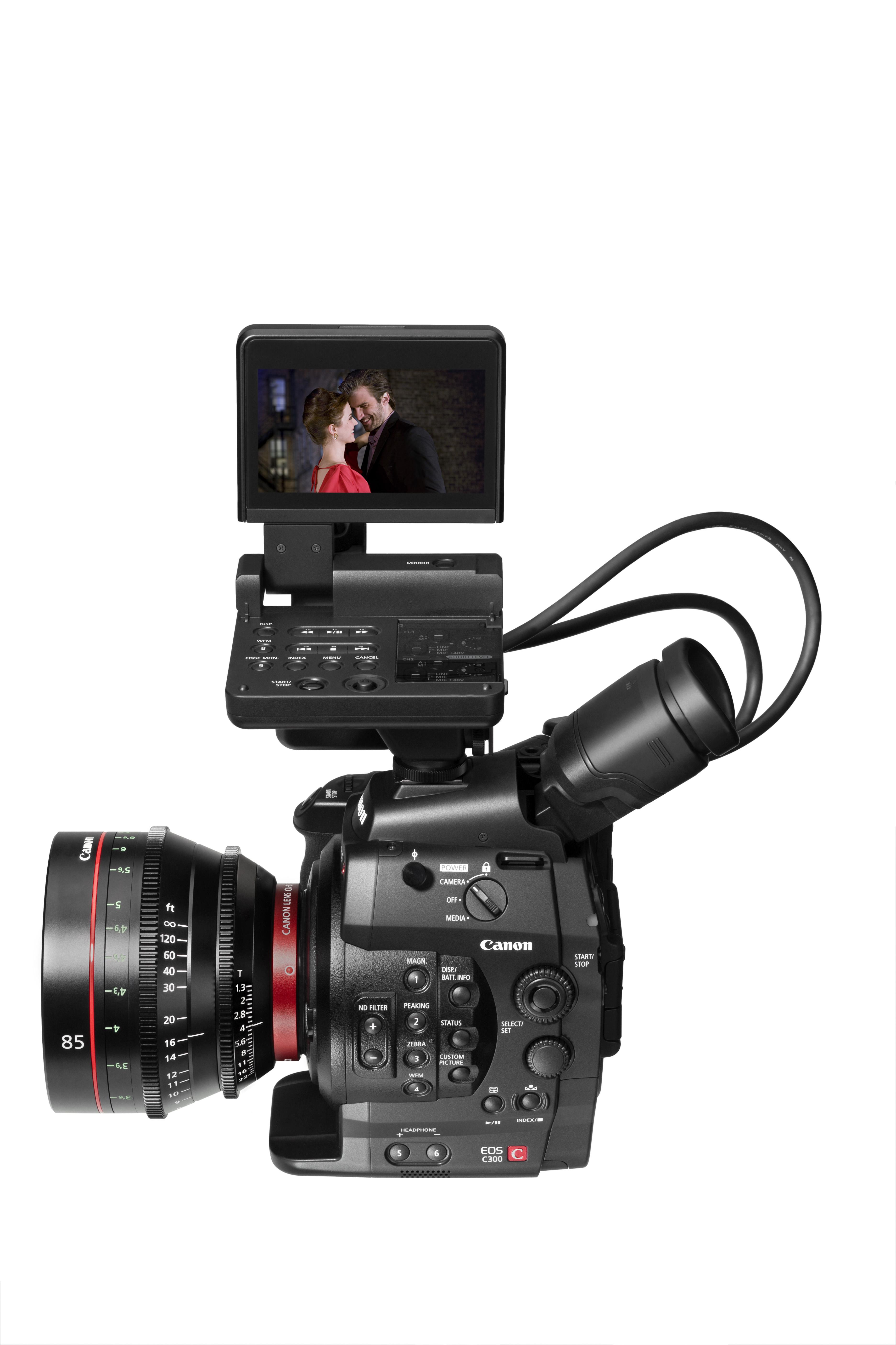 Canon Mexicana presenta Cinema EOS