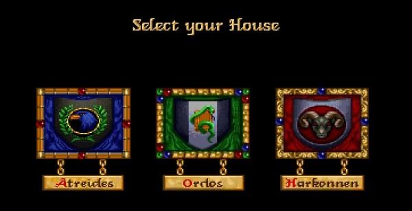 El clásico juego de estrategia Dune II ahora en HTML5