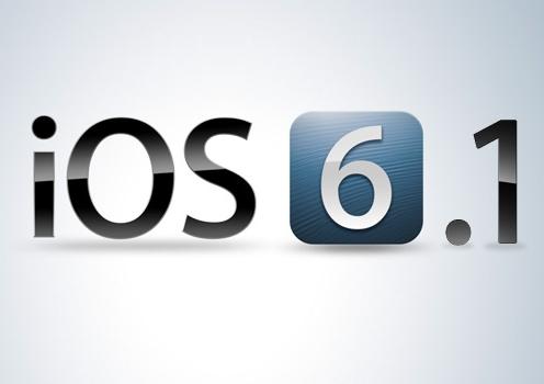 iOS 6.1.3 ya se puede descargar