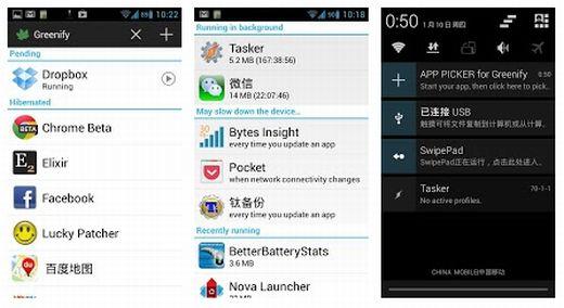 Greenify: hiberna las aplicaciones Android que no necesites que estén activas