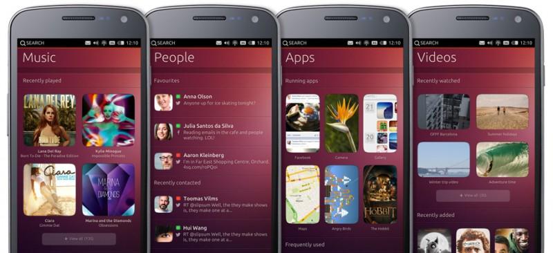 Ubuntu Phone llegará en octubre