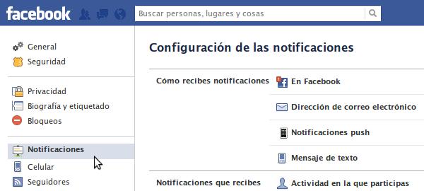 Tips y Trucos: Desactiva las notificaciones de correo en las principales Redes Sociales