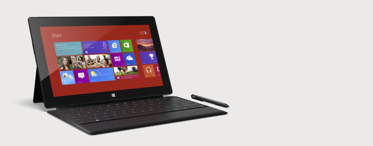 Microsoft Surface continúa su expansión mundial y llega a México