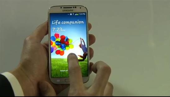 El Samsung Galaxy S4 es fácil de reparar