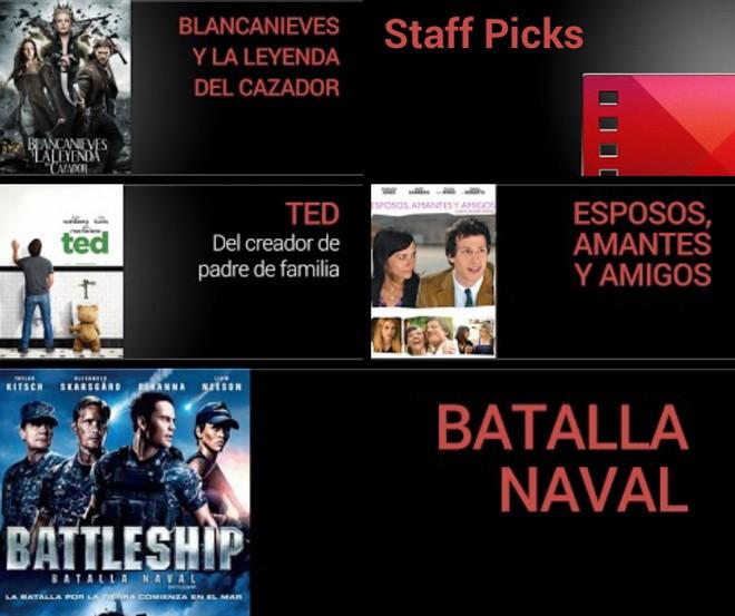 Google Play Movies disponible desde hoy en México