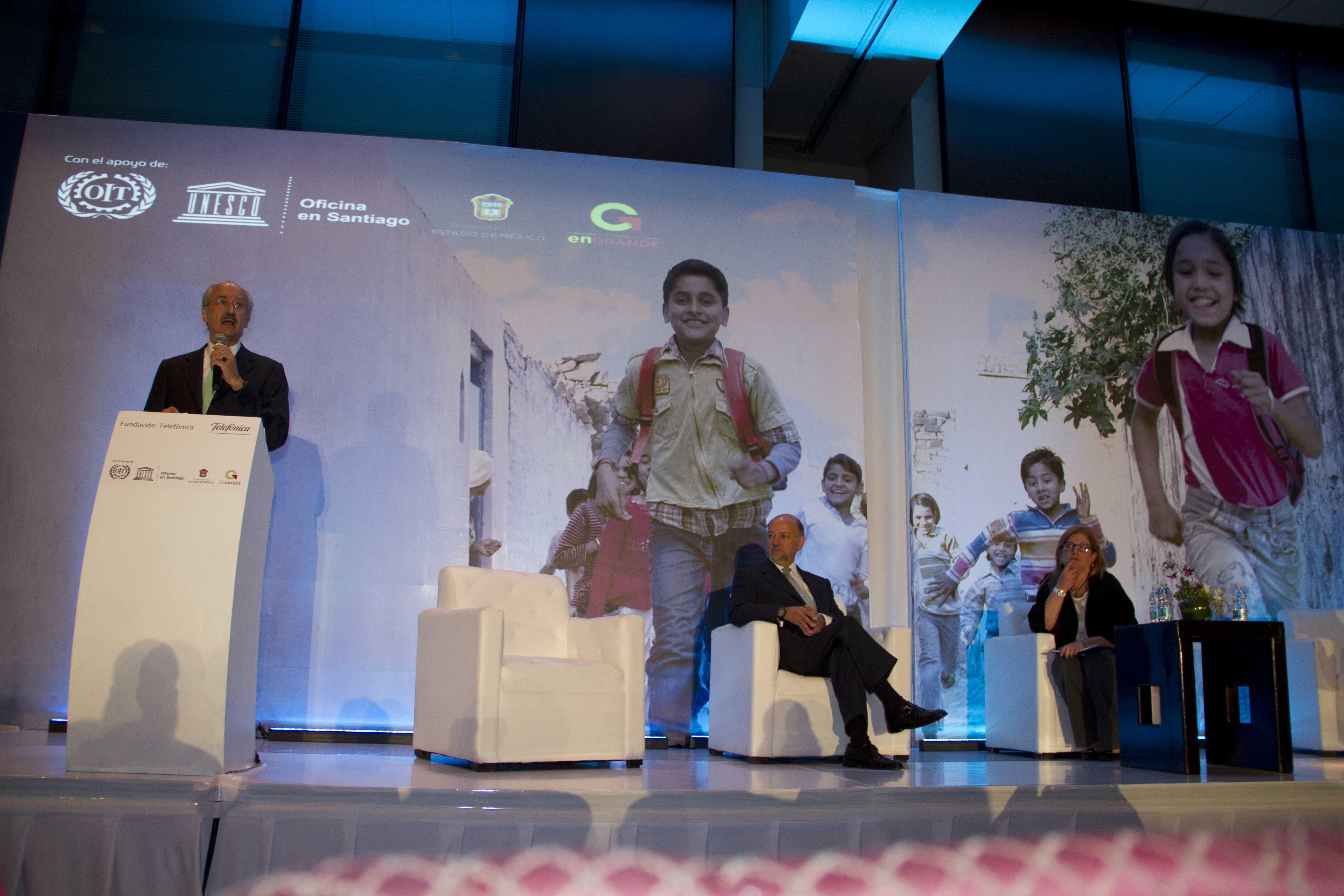Fundación Telefónica realiza con éxito el IV Encuentro Internacional contra el trabajo infantil