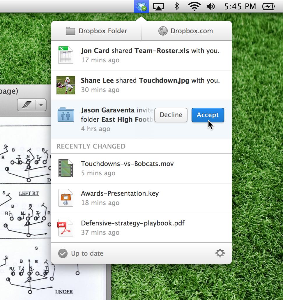 Dropbox realiza mejoras a sus aplicaciones de escritorio y de equipos móviles