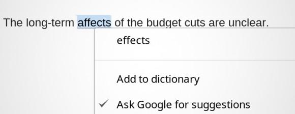 Nueva versión de Google Chrome para PC trae mejoras al corrector ortográfico