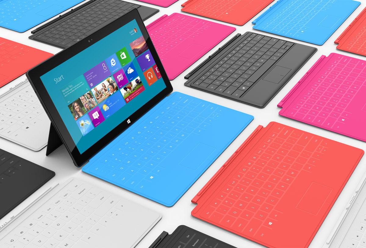 """Presentan demanda colectiva contra Microsoft por """"publicidad engañosa"""" en Surface RT"""
