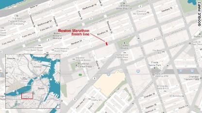 La tecnología al servicio de la comunidad de Boston #BostonMarathon