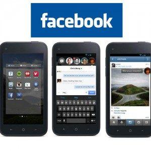 Se filtra Facebook Home, ya esta disponible su descarga de manera no oficial