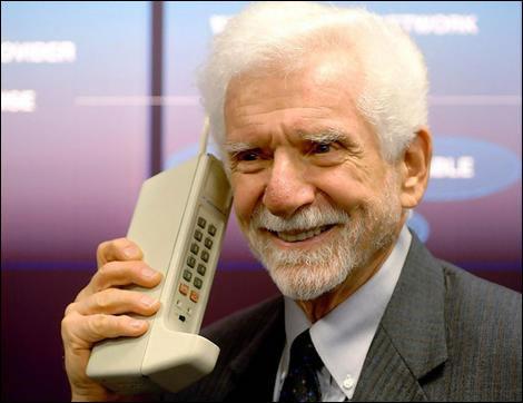 40° Aniversario de la primera llamada por Celular