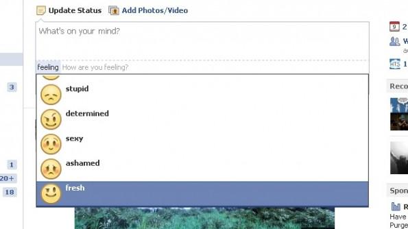 Facebook prepara nuevos emoticons para las actualizaciones de estado