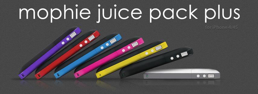 mophie juice pack plus: extiende la batería de tu iPhone hasta en un 100%