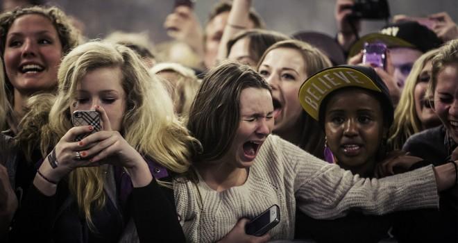 Shots Of Me: la red social para adolescentes de Justin Bieber