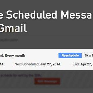 Boomerang for Gmail, extensión que te permite programar el envío de correos electrónicos