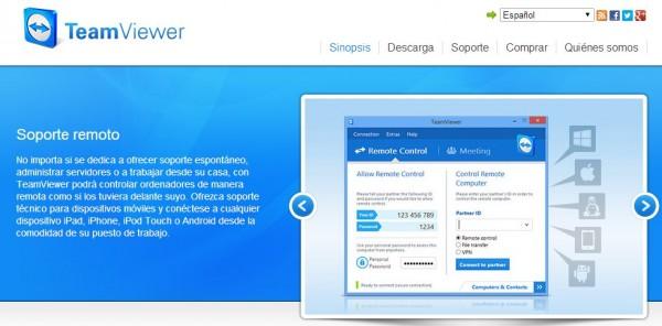 Teamviewer presenta solución para evitar el problema de seguridad