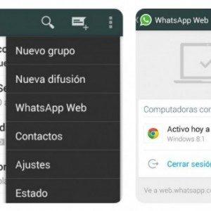 Se presentan los primeros problemas de la versión Web de WhatsApp