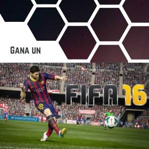 TRIVIA: ¿Quieres ganarte un FIFA 2016?