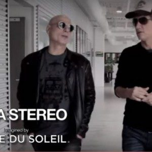 Los fanáticos de Soda Stereo podrán crear a través de Facebook parte del espectáculo que esta preparando Cirque du Soleil