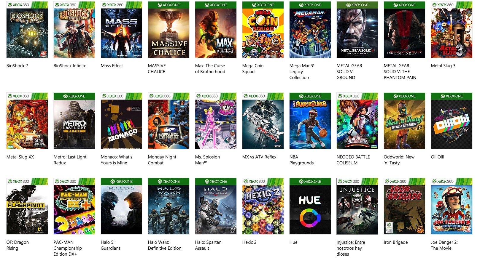 En Marzo Todos Los Juegos Exclusivos De Xbox One Llegaran En Su Dia