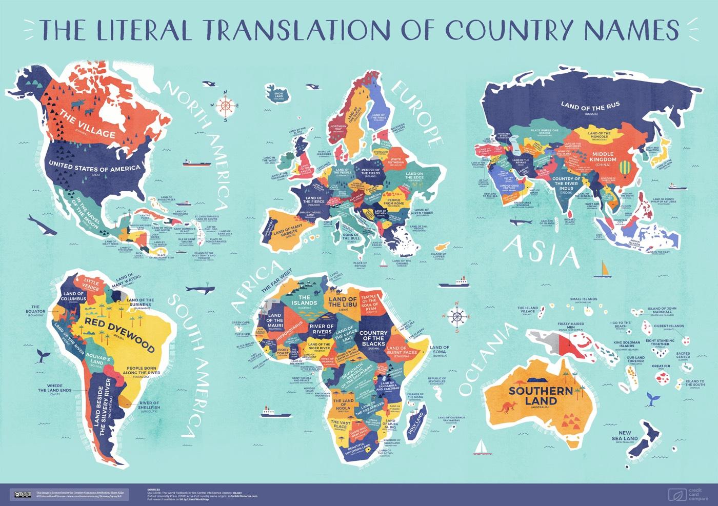 One digital el sitio web kottke y reddit han compartido un mapa que esta est dando mucho de que hablar se trata de una representacin de los continentes y los gumiabroncs Choice Image