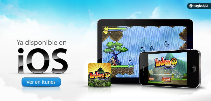 El juego peruano Inka Madness ya disponible para iPad y iPhone