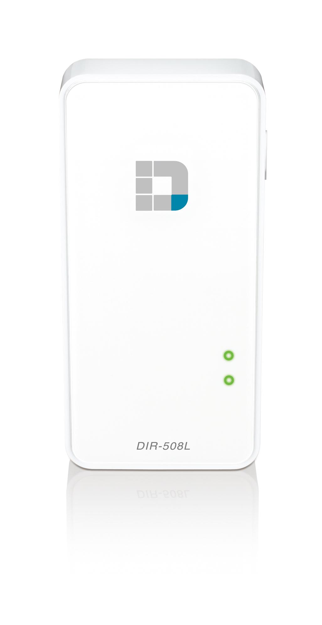 DIR-508L_A1_Image L(Front_GB)