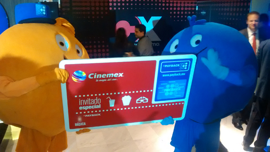 cinemex payback