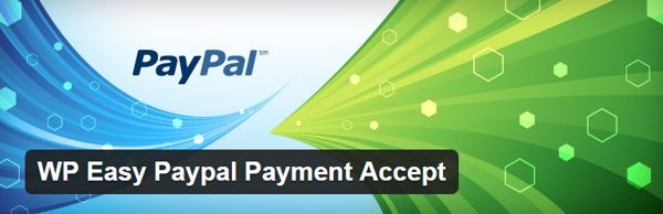 WP Easy Paypal Payment Accept