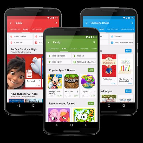 Google-Play-family-screen-trio