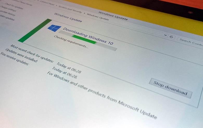 Force-Windows-10-update