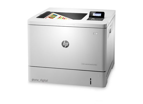 HP Color LaserJet Enterprise M553dn (1)