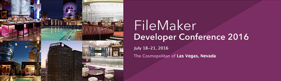 FileMaker DevCom 2016 b