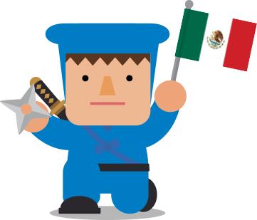 cacooNinja-Mexico